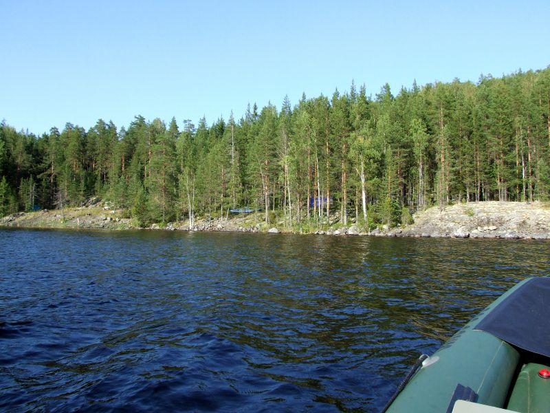 озеро нижнее уницкое рыбалка